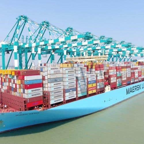 Kontrakt for internasjonalt salg av varer