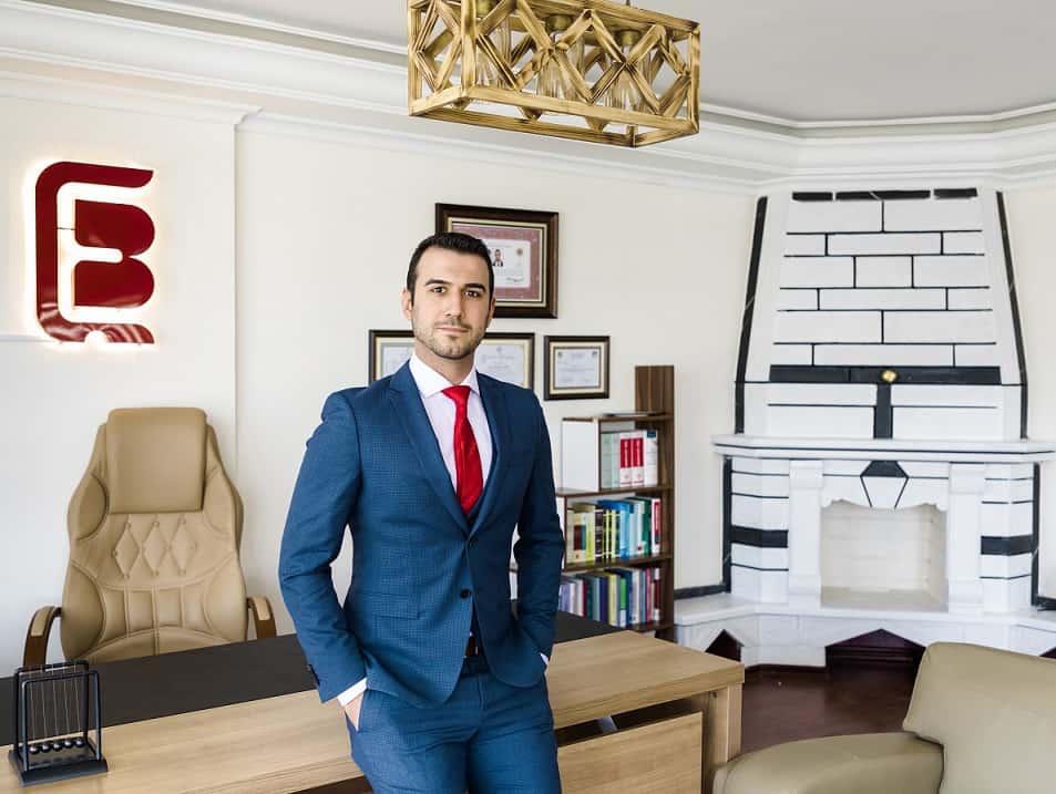 Antalya Lawyer | Baris Erkan Celebi